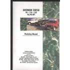 Defender 96-98 W/shop Manual