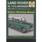 Defender W/Shop Manual