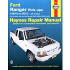 Ford Ranger and Mazda Pick-ups Haynes Repair Manual