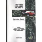 Freelander W/Shop Manual