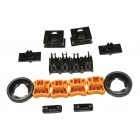 Headlamp Cover Fixing Kit Discovery 1