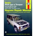 Isuzu Pick-up, Trooper and Trooper II Haynes Repair Manual