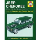 Jeep Cherokee Petrol (93 - 96) K to N