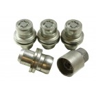 Locking Wheel Nuts Set x 4 Alloy OEM Wheels