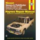 Nissan Navara 1986-1996 Nissan Pathfinder 1987-1995