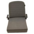 Seat Rear Fold Up Techno
