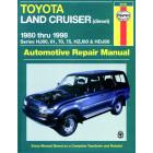 Toyota Land Cruiser Diesel 1980-1998