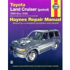 Toyota Land Cruiser Petrol 1980-1998