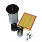 Filter Kit OEM Range Rover P38 2.5 Diesel