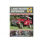 Haynes Modifying Manual - Land Rover Defender