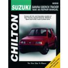 Suzuki Samurai, Sidekick & Tracker Chilton Repair Manual