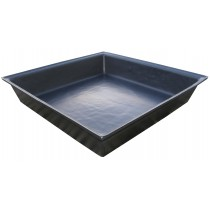 Drip Tray 540 x 540 x 75 - No Grid