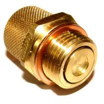 Drainplug 3/8 x 19BSP - Standard Series